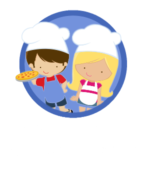 Childrens Baking Parties Retina Logo